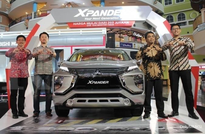 Kaltim ditargetkan sumbang 5% penjualan Xpander