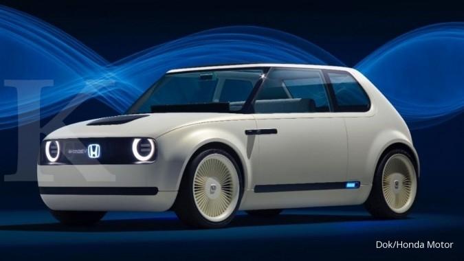 Honda Urban EV Concept tampil perdana di Frankfurt