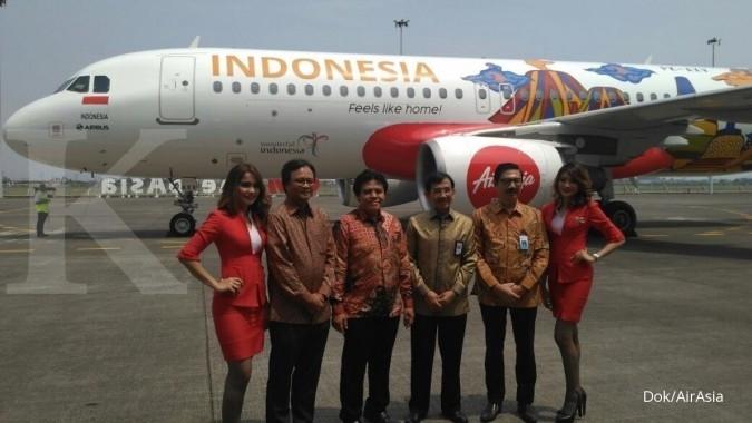 "AirAsia Indonesia promosikan ""Wonderful Indonesia"""