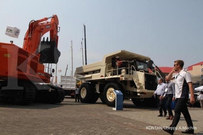 Kobexindo Tractors (KOBX) Pacu Bisnis Truk