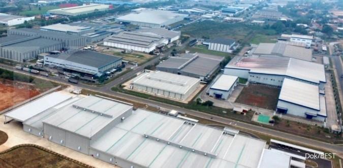 Bekasi Fajar Industrial Estate (BEST) dapat pinjaman ¥ 3,9 miliar