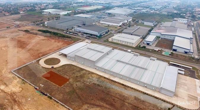 BEST Bekasi Fajar Industrial Estate (BEST) genjot penjualan tanah di paruh kedua