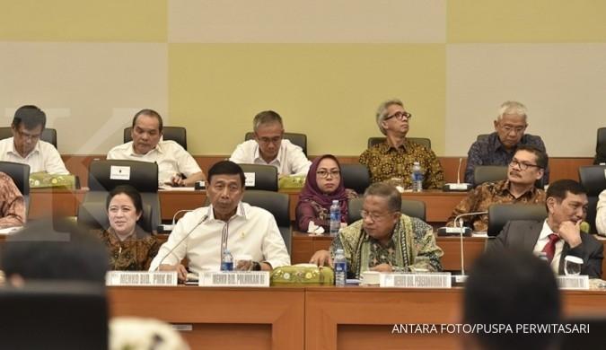 Wiranto minta tambahan anggaran buat Lapas