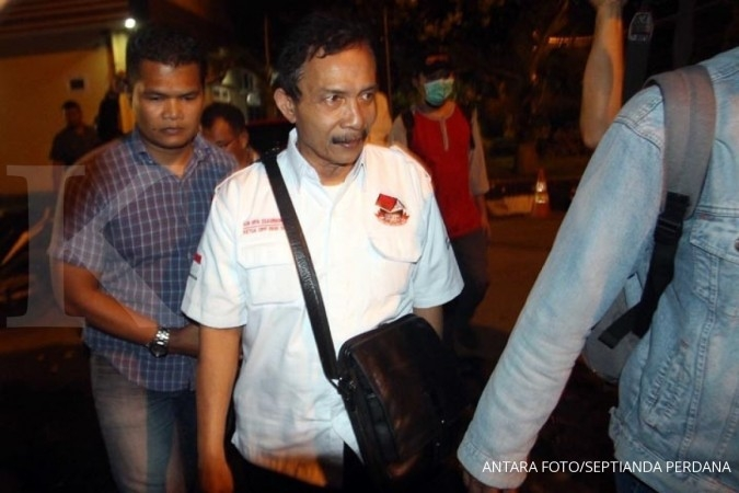 Batubara Regent arrested in KPK raid