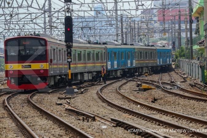 Pengoperasian KRL lintas Bekasi-Cikarang diundur
