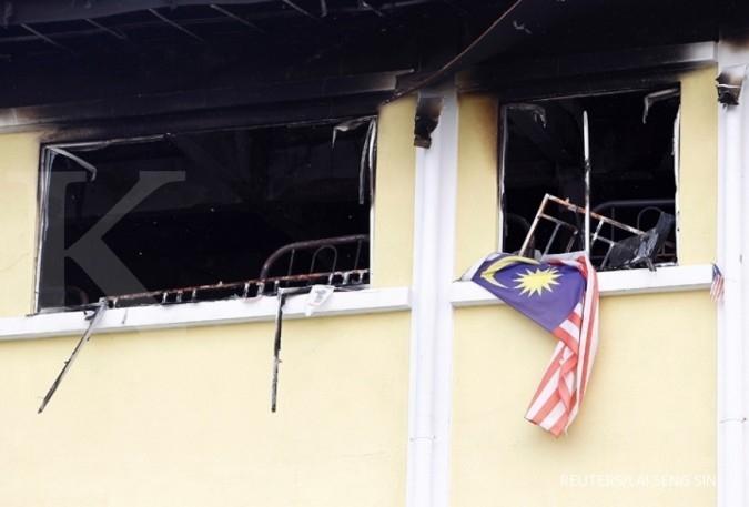 Pesantren Tahfiz di Malaysia terbakar, 24 tewas