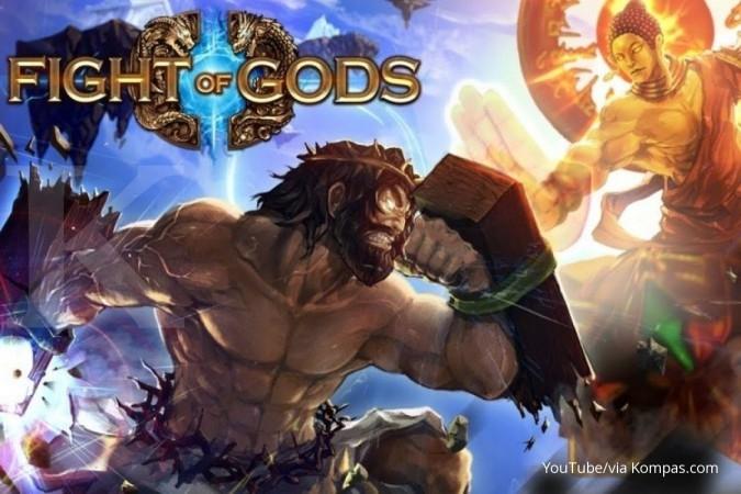 Dinilai melecehkan, game Fight of Gods diblokir