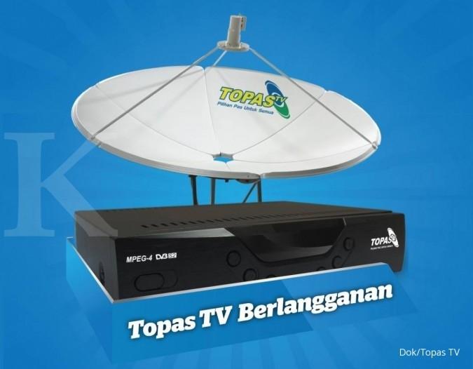 Strategi Topas TV tingkatkan pertumbuhan bisnis