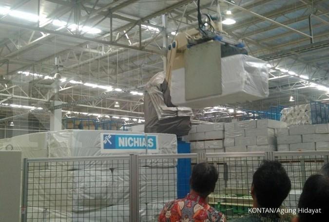 Operasional pabrik Nichias disokong insentif pajak