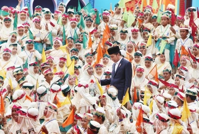 Jokowi apresiasi langkah BUMN via Balkondes