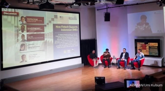 Fintech bantu UMKM berkembang di dalam negeri
