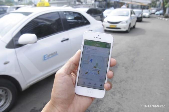 Aturan taksi online terbit sebelum 1 November