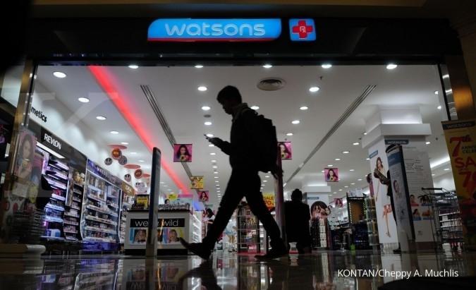 Watsons akan genjot toko online di 2018