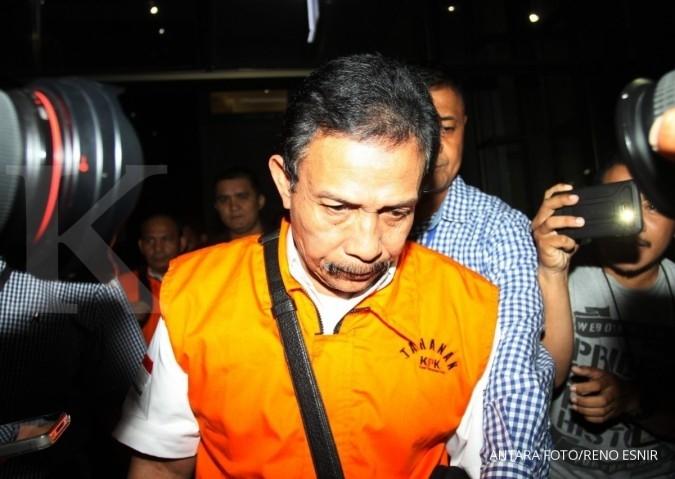Suap Rp 4 miliar ke pejabat Batubara telah dibayar