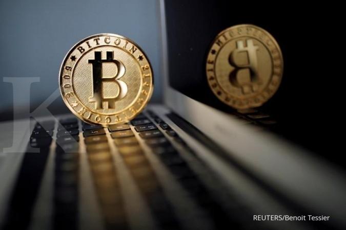 Rekor baru, bitcoin meroket ke atas US$ 5.000