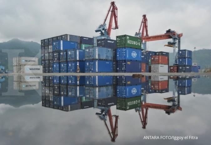 Tren positif sektor freight forwading di Indonesia