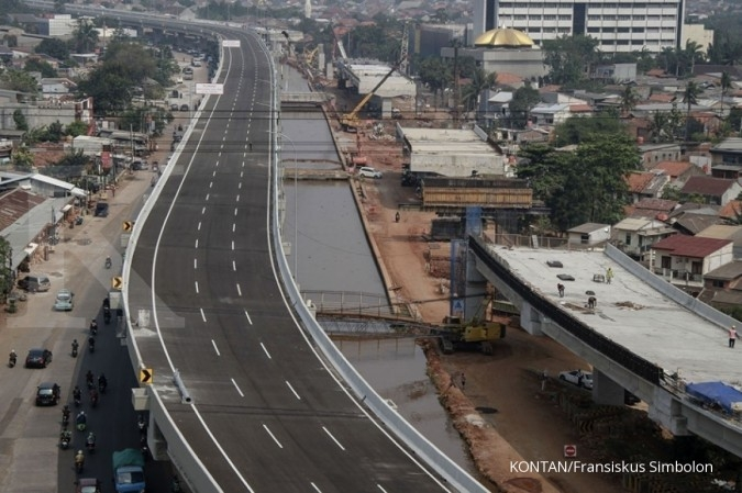 Free Becakayu toll road opens to the public