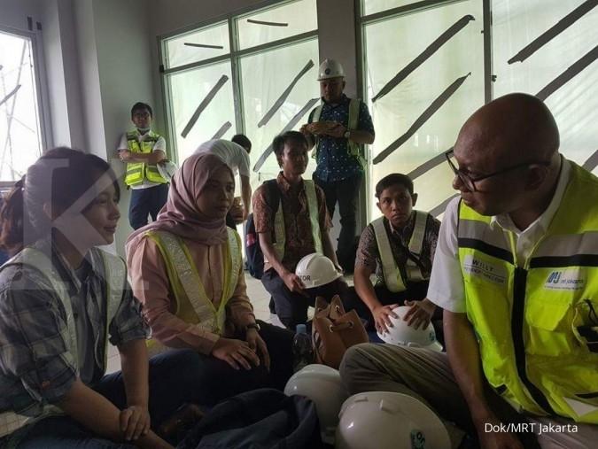 MRT Jakarta rekrut dua masinis perempuan