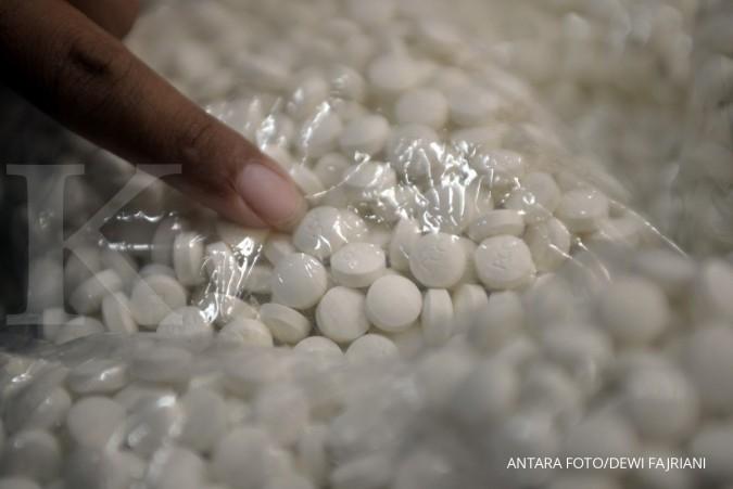 Dinkes Tulungagung temukan 4 obat ilegal