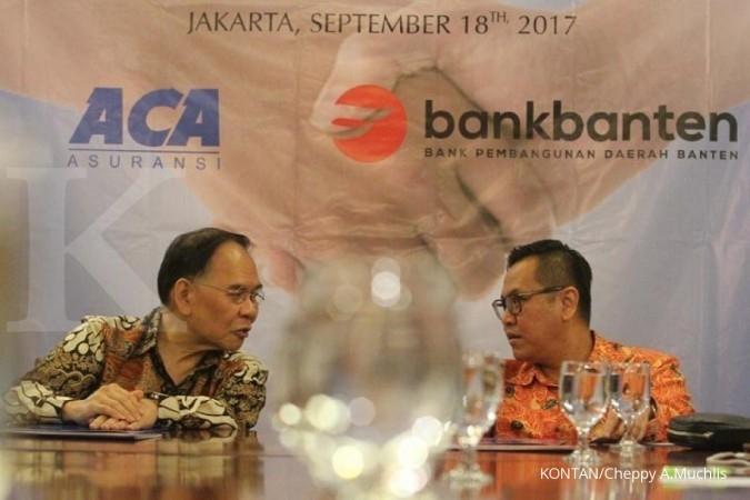 Geber asuransi kredit, ACA gandeng Bank Banten