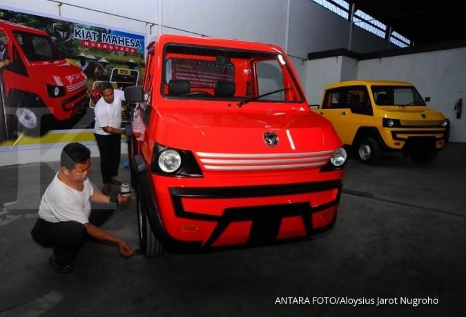 Kemperin genjot IKM ke sektor kendaraan pedesaan