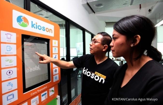 KIOS Catatkan kinerja positif, Kioson akan ekspansi lagi di tahun ini