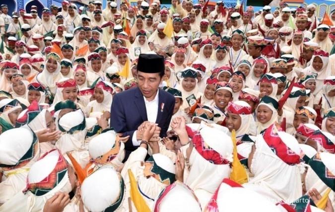 Jokowi bagikan 4.212 sertifikat tanah di Magelang