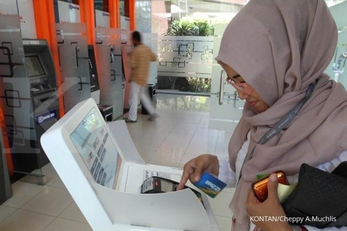 Kartu kredit BRI naik di tengah penurunan industri