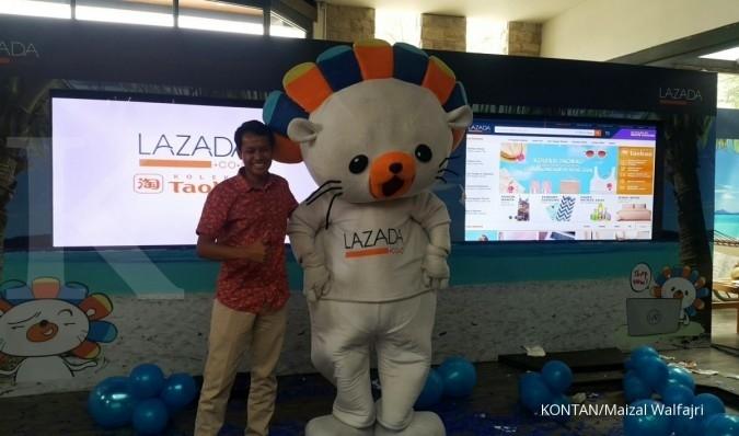 560 juta konsumen Asia Tenggara belanja di Lazada