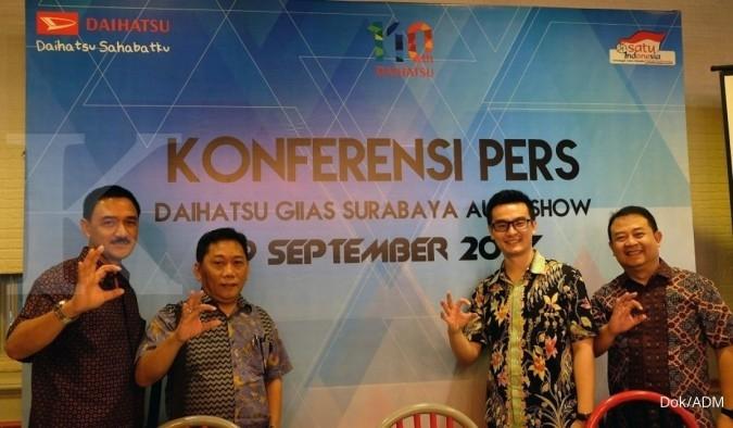 Daihatsu ramaikan GIIAS Surabaya Auto Show 2017