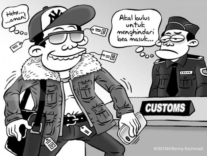 Bebas bea belanja Indonesia tertinggi ketiga dunia