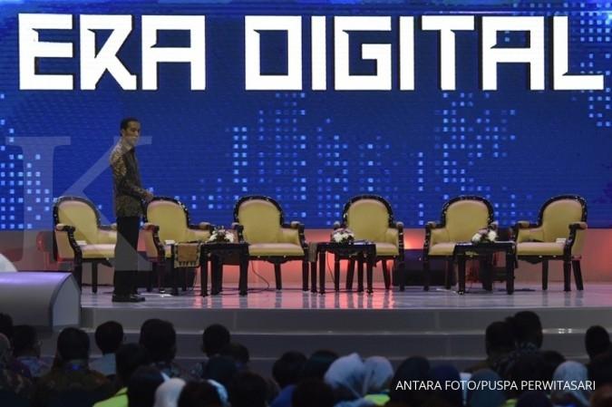 Pemerintah akan pangkas aturan ekonomi digital
