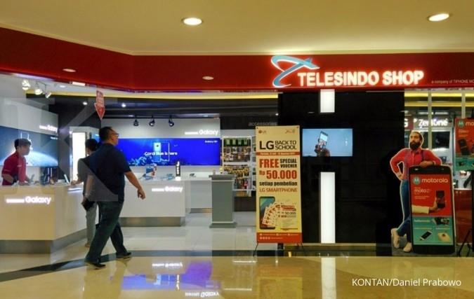 Tiphone Mobile Indonesia (TELE): Modal kerja tergantung target pendapatan