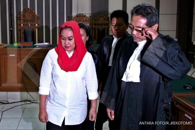 Eks Bupati Klaten divonis penjara 11 tahun