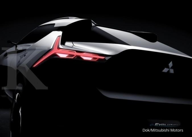 Tokyo Motor Show, Mitsubishi kenalkan mobil baru