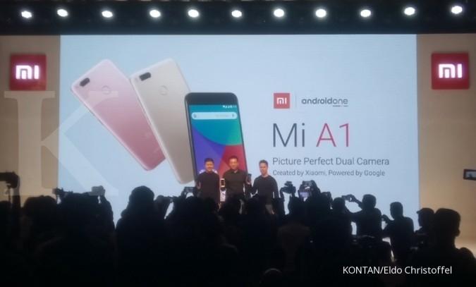 Xiaomi Mi A1 dibanderol seharga Rp 3,09 juta