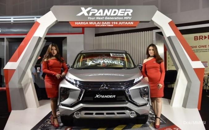 Mitsubishi targetkan penjualan 310 unit di GIIAS