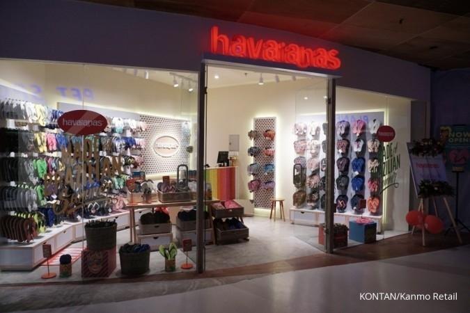 Ekspansi Havaianas di bawah kelolaan Kanmo Retail