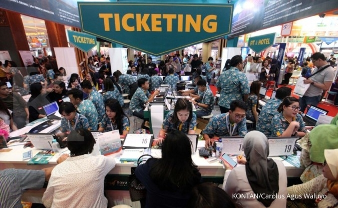 Bayu Buana gelar travel fair 2017