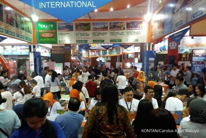 PANR Biro wisata getol tawarkan paket ke luar negeri