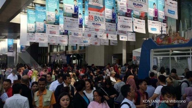 Garuda targetkan Rp 501 M di Garuda Travel Fair