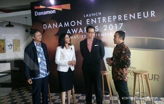 Danamon Award bidik pengusaha UKM dan fintech