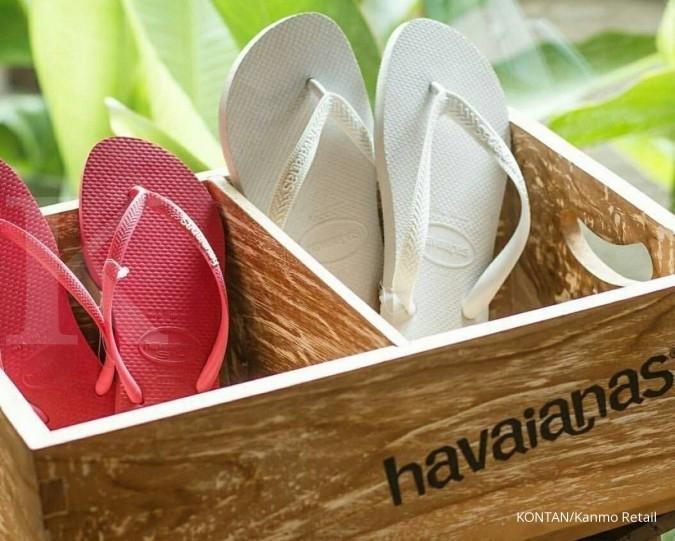 Havaianas bidik Indonesia jadi pasar utama