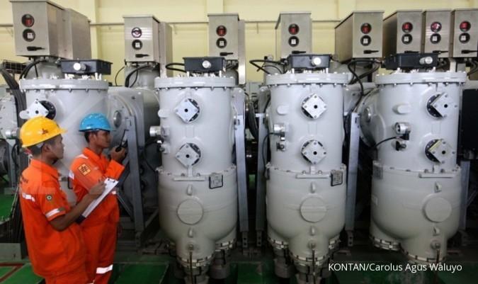 Berbagai jurus muluskan megaproyek 35.000 MW