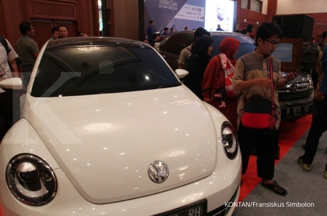 59 mobil mewah bakal dilelang secara online