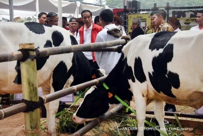 Jokowi: Tanpa petani kita mau makan apa