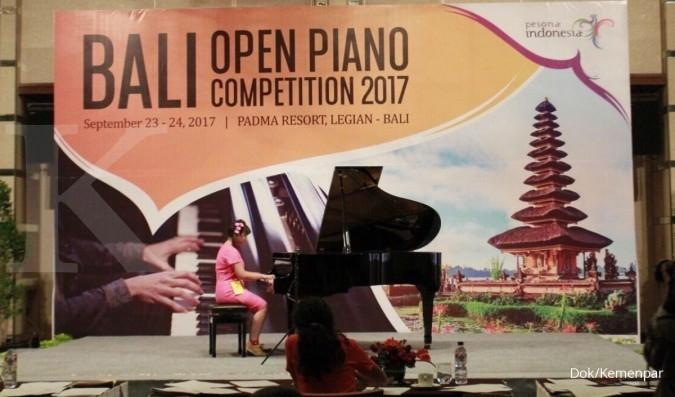 Aktivitas wisata Bali selatan tetap semarak