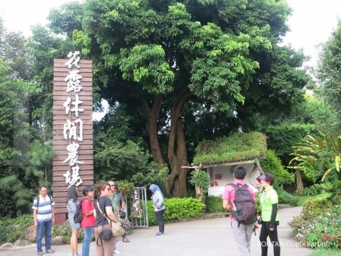 Agrowisata Taiwan bidik turis muslim Indonesia