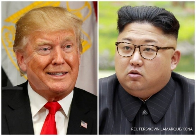 Kim-Trump masuk nominator Person of the Year Time
