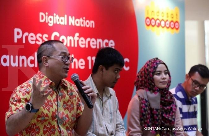 Indosat bidik pertumbuhan di atas industri